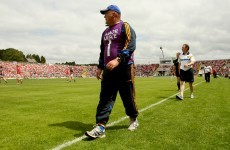 Departing Tipp boss Evans didn't want 'non-amicable situation'