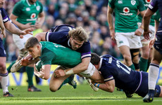 Earls an inspiration to Garry Ringrose as impressive return highlights his class