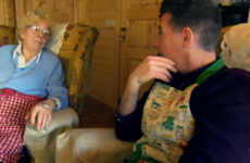 Dermot really hit it off with the Granny in this week's Room To Improve