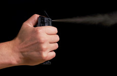 Poll: Should pepper spray be legalised in Ireland?