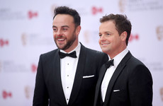 Ant and Dec are in trouble with unionists over a comment they made on Saturday Night Takeaway ...it's The Dredge