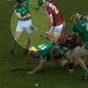'To me it's absolutely despicable' - Duignan on challenge by Galway defender in Salthill