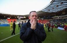 Tragic death sours Kilmarnock cup win