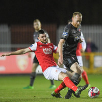 Dundalk lose ground on Cork after being held by Saints