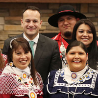 Varadkar thanks Choctaw Nation for support during Famine, announces scholarship programme