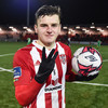 Hale Hale! Ronan hits hattrick as Derry open new Brandywell with a 5-0 win
