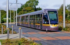 Luas red line services remain affected by Patrick's Day fire