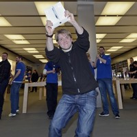 New iPad: Three million sold in first weekend