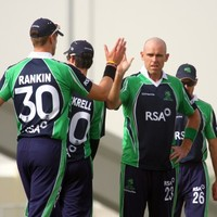 Hit for six! Ireland ease past Oman to set up Canada date