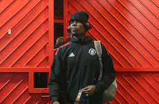 Pogba misses out again as Fellaini starts for Man United