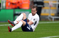 Spurs sweat over Kane amid reports of lengthy absence