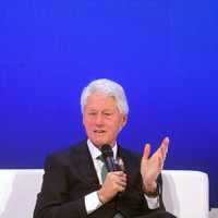 'There is important work to be done': Clinton says politicians should commit to spirit of Good Friday Agreement