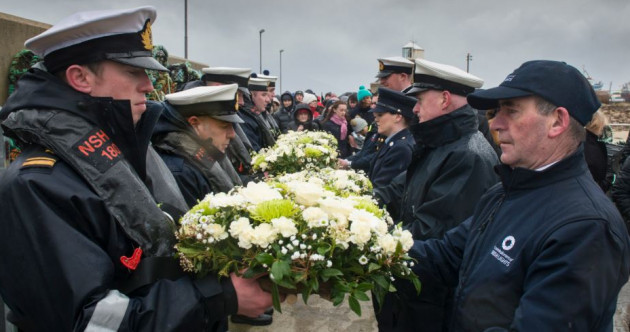 'Forever remembered for the sacrifice they made': Rescue 116 crew honoured in Mayo