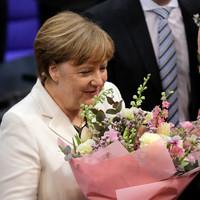 From 'Merkel must go' to Chancellor: Angela Merkel sworn in as Germany's leader