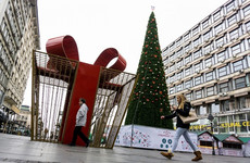 Serbia's capital has only now taken down its €83,000 Christmas tree