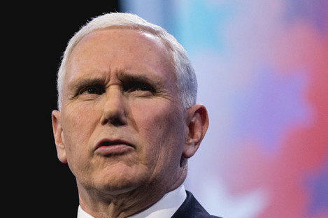 US VP Mike Pence