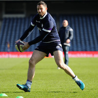 Scotland make five changes after Ireland defeat