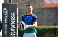 Connacht record try-scorer Matt Healy signs contract extension
