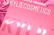 People are raging with Kylie Jenner for naming blushers 'Barely Legal' and 'Virginity'