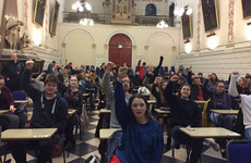 Trinity provost says university will 'seriously consider' alternatives to resit exam fees after student protest