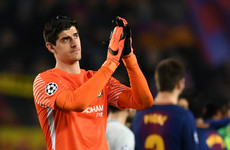 'I did not expect Messi to shoot from there': Courtois accepts individual mistakes cost Chelsea