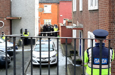 Unarmed gardaí posted outside the homes of gangland targets having safety reviewed