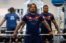 Bastareaud to skipper France against Wales in Six Nations