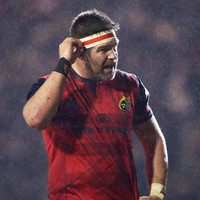 Billy Holland captains Munster on 150th appearance