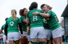 Ireland head coach Griggs makes three changes for England clash
