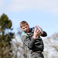 Henderson handed starting role as Ireland chase Grand Slam in Twickenham