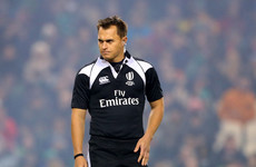 Schmidt 'surprised' to see Van der Westhuizen in England camp, but stands by assistant ref's integrity