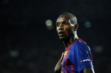 Abidal sends message of support as Muamba's condition improves