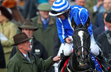 Penhill makes history for Willie Mullins to win the Stayers' Hurdle