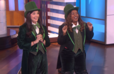 The Ellen Show's competition to win a trip to Ireland was pretty mortifying