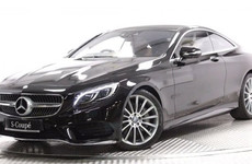 Motor Envy: Shine bright like a diamond in the Mercedes-Benz S-Class Coupe