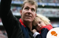 Jim Stynes inspired thousands to reach for the sky... including me