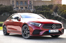 Mercedes-Benz has launched the new CLS Coupé - and it's got five seats