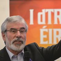 An American company caused a stir by naming a beer after Gerry Adams