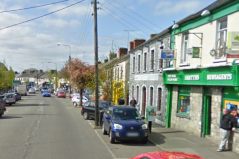 Main Street in Athboy.