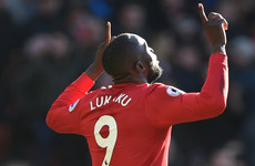 'Brilliant' Lukaku one of the best in the world, according to Ireland star