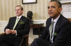 In pictures: Taoiseach visits White House as Obama pledges Irish return