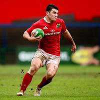 'The end goal for me is definitely to come back. Munster are still my team'