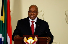 Former South African president Zuma facing prosecution on corruption charges