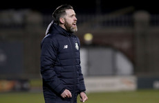 'It was clear from the first minute' - Bradley surprised by St Pats' lack of ambition in Tallaght