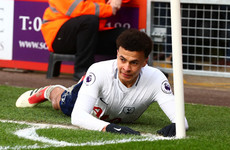 Spurs star Dele Alli hits back at dive claims: 'I'm an attacking player so I get fouled a lot'