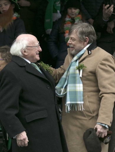 From Dublin to New York: How we're celebrating St Patrick's Day