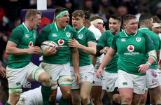 Ireland make history as Schmidt's men claim glorious Grand Slam in London