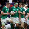 Ireland make history as Schmidt's men claim glorious Grand Slam in London