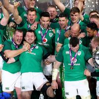 Schmidt seals status as Ireland's greatest ever coach with Grand Slam success