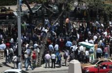 Strong 7.6 earthquake shakes Mexico City